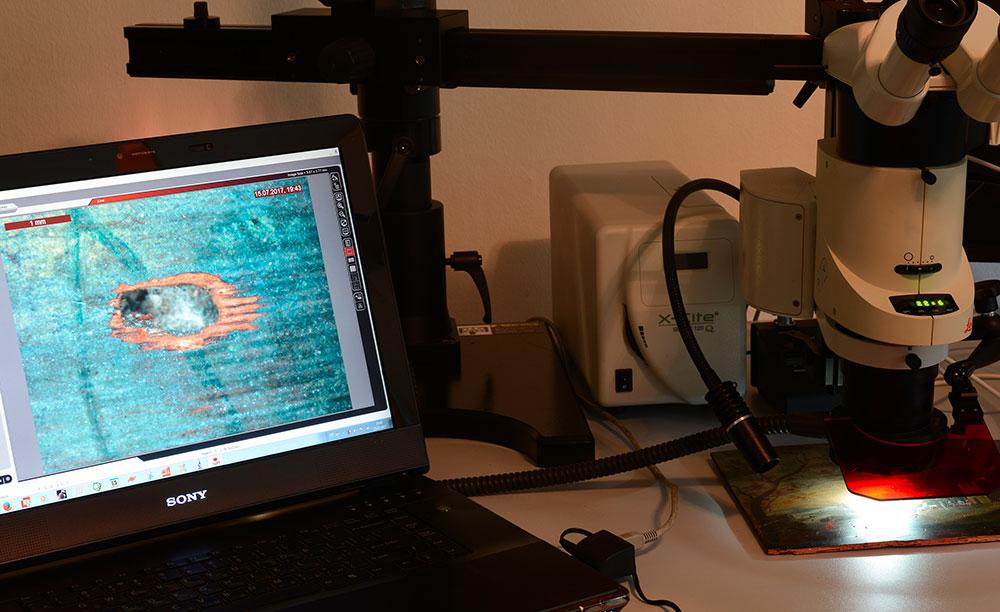 Processo di estrazione di microprelievi