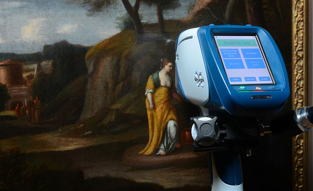 Spettroscopia XRF in situ